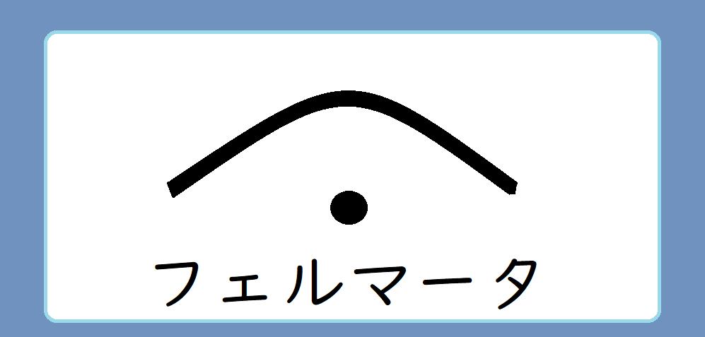 音楽記号フェルマータの意味や長さ三角フェルマータなど種類